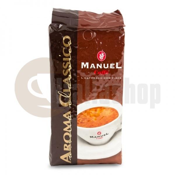 Manuel Арома класико кафе на зърна 1 кг