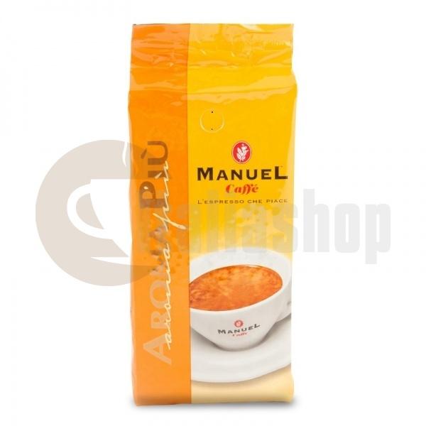 Manuel Арома пю кафе на зърна 1 кг