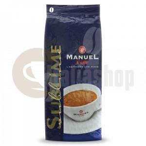 Manuel Сублим кафе на зърна 1 кг