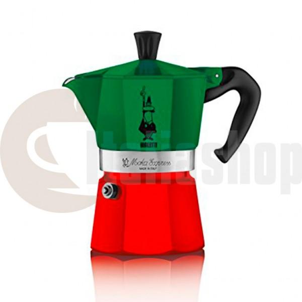 Bialetti Moka Limited Italia 6 чаши