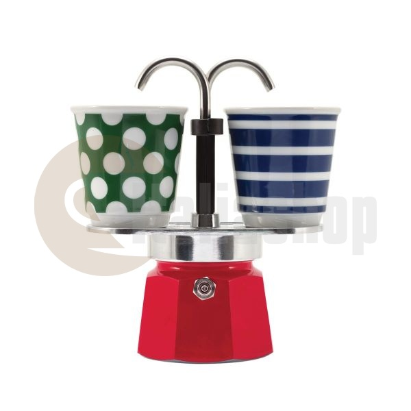 "Bialetti Mini Express за 2 чаши ""POP"" 1268"