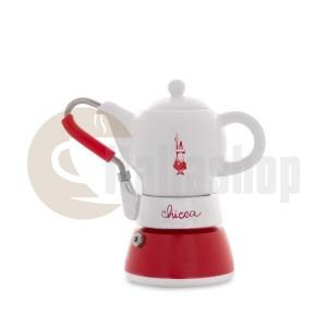 Bialetti Chicca червена за 3 чаши 1303