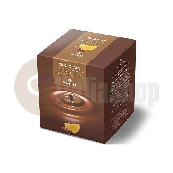Горещ Шоколад С Портокал И Канела На Прах Мануел 1034
