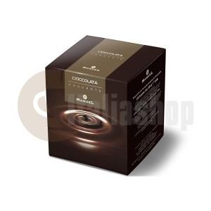 Горещ тъмен шоколад на прах Мануел 1280
