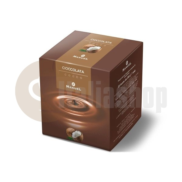 Горещ Шоколад С Кокос На Прах Мануел 1033