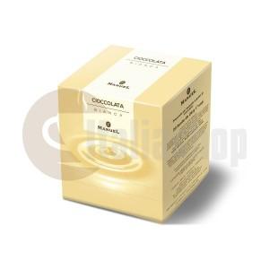 Горещ бял шоколад на прах Мануел 9