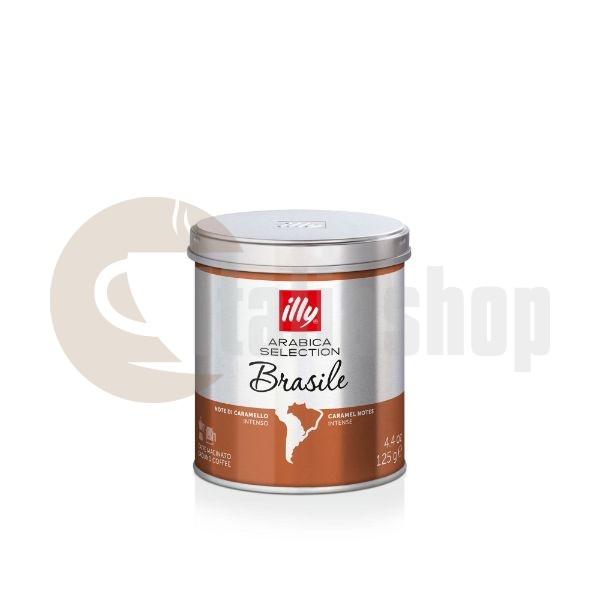 Мляно кафе ILLY BRASILE 125gr 927