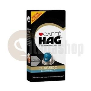 Nespresso съвместими капсули HAG DECAFFEINATO 886