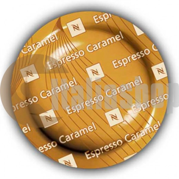 Nespresso Pro Espresso Caramel 50 Бр.