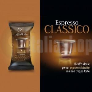Nespresso Съвместими Капсули  Caffè D'italia  Classico 40 Бр.