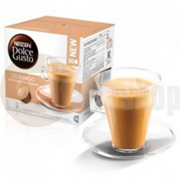 Dolce Gusto Cortado Espresso Macchiato 30 Бр.