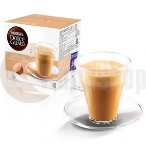 Dolce Gusto Cortado Espresso Macchiato 16 Бр.