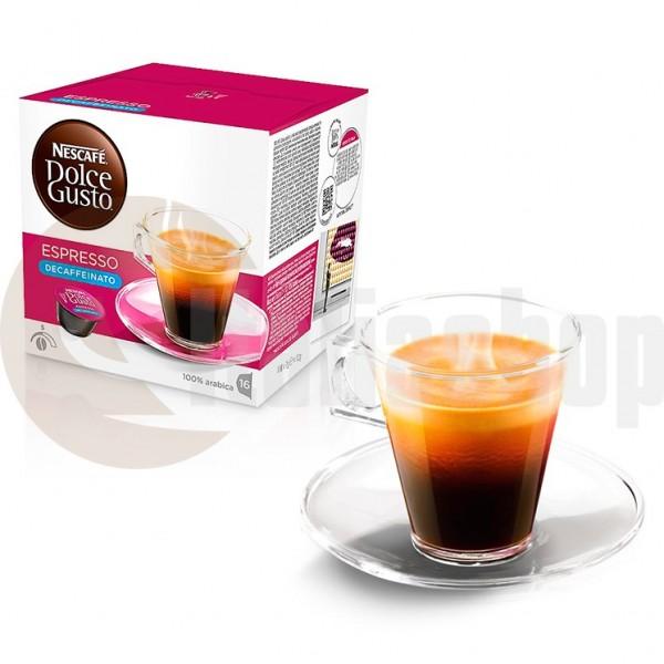 Dolce Gusto Espresso Dek Dolce Gusto 16 Бр.
