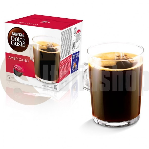 Dolce Gusto Caffe Americano 16 Бр..