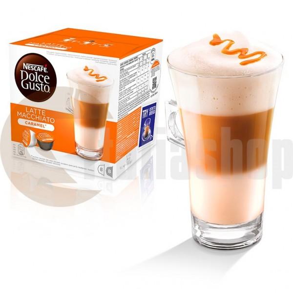 Dolce Gusto Caramel Latte Macchiato 16 Бр..