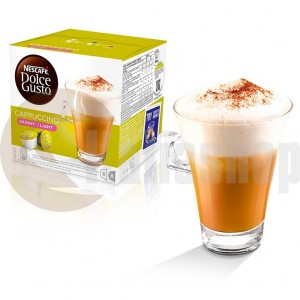 Dolce Gusto CAPPUCCINO LIGHT 16 бр.