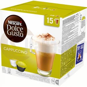 Dolce Gusto Cappuccino .30