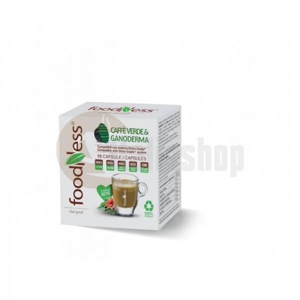 Foodness Зелено кафе с Ганодерма (Рейши) 1326