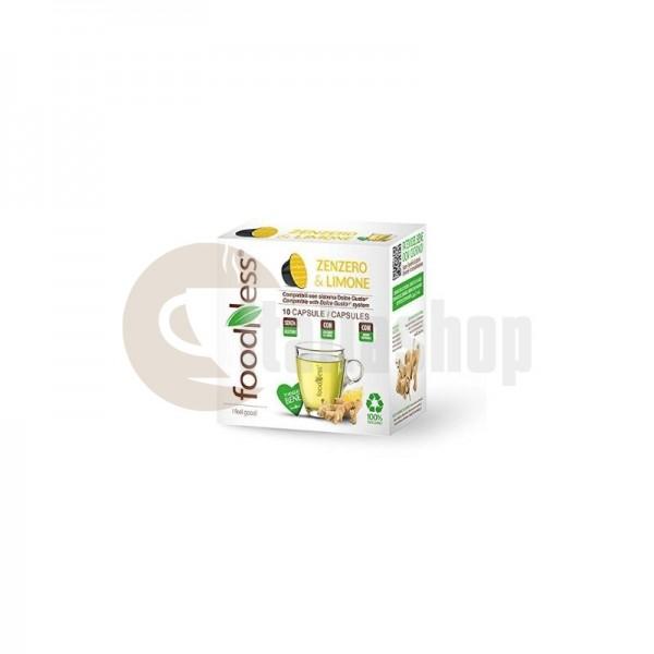 Foodness Джинджифил и Лимон 1328