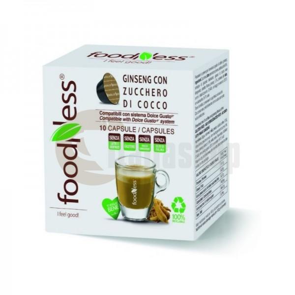 Foodness Женшен с Кокосова захар 1321