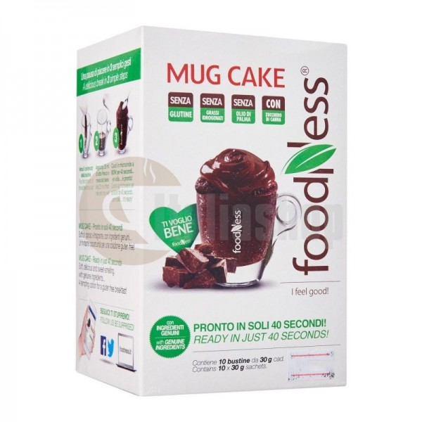 Foodness Mug Cake 300gr