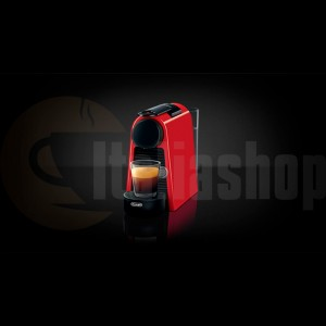 Nespresso Essenza Mini Rossa Delonghi