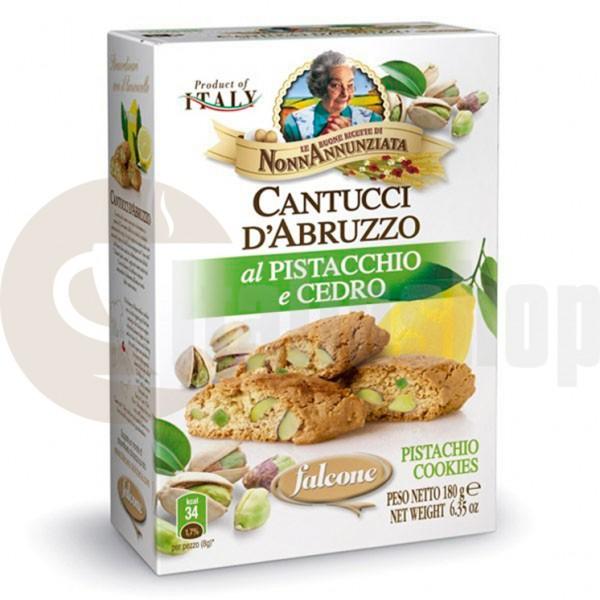 Falcone Cantucci Al Pistacchio E Cedro
