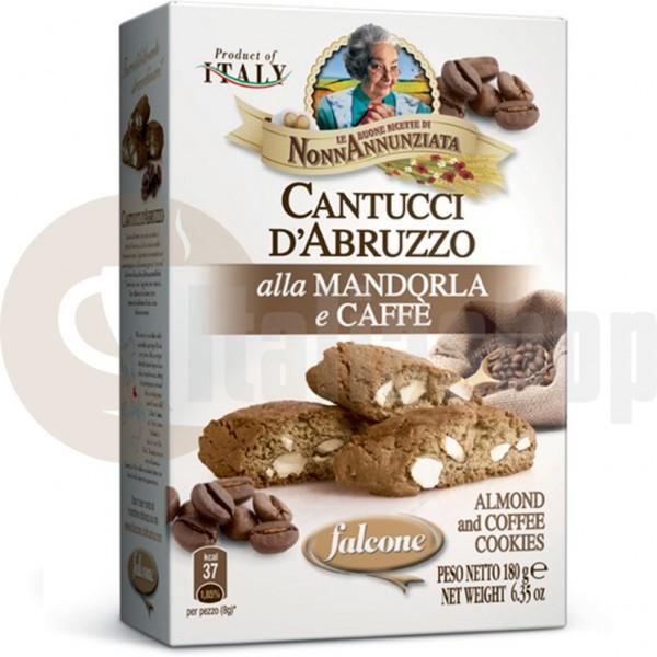 Falcone Cantucci Alla Mandorla E Caffe
