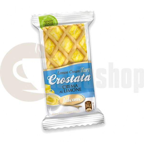 Falcone Crostata Crema Al Limone