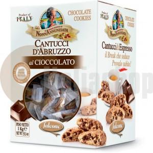 falcone cantucci al cioccolato 1 kg